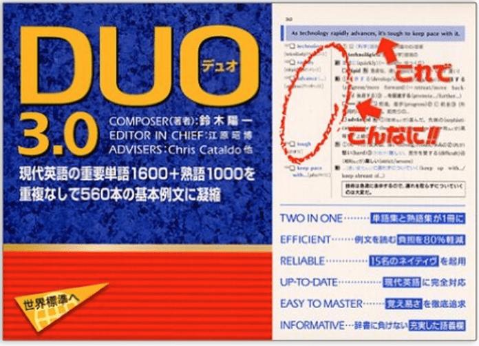 Duo3.0 英単語と英熟語