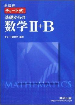 青チャート 数学IIB 参考書