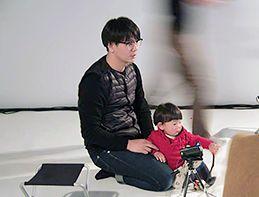 「子どもの誕生がぼくに教えてくれたこと」  美術家・映像作家 山城大督