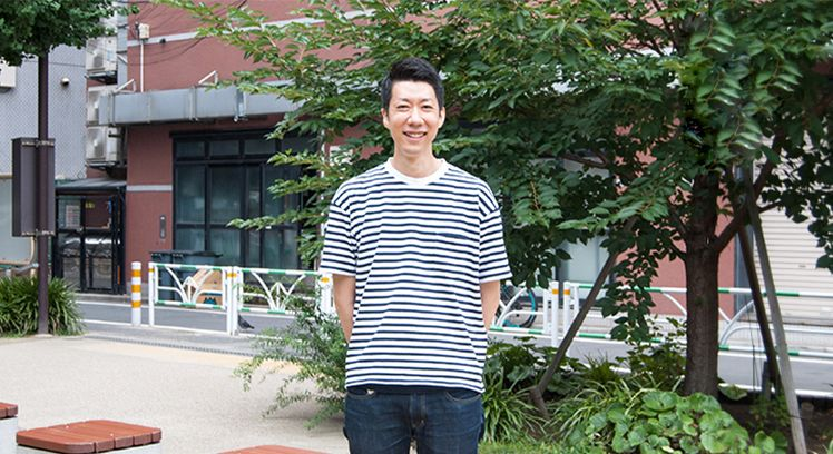 デザイナーはNPOと世の中の橋渡し役になれる|サイカンパニー 生駒浩平