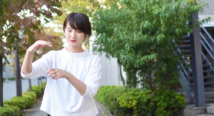 24歳のスーパークリエイターが切り拓く「手話×テック」の未来。和田夏実が「手話」にかける魔法とは?