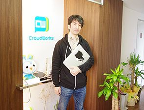 GREEからクラウドワークスへ─ Rubyist 大場光一郎が歩むエンジニアのキャリア。