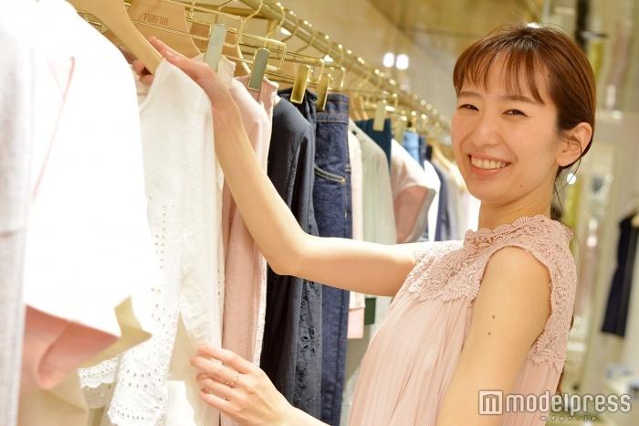 モデルプレスのインタビューに応じた沼尾歩美さん(C)モデルプレス