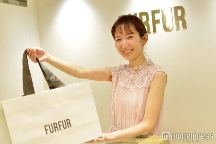 「FURFUR」店長の沼尾歩美さん(C)モデルプレス