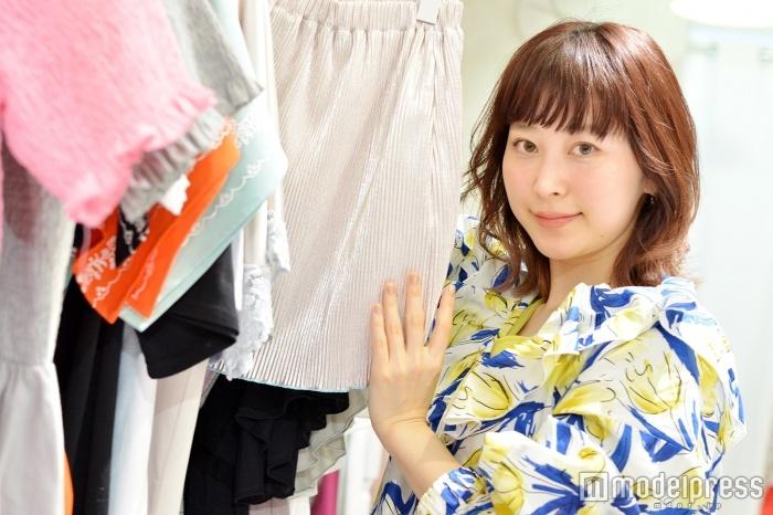 「merry jenny」クリエイティブディレクターの吉河唯さん(C)モデルプレス