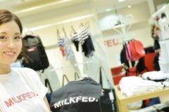 「MILKFED.」販売スタッフインタビュー 「X-girl」店長から異動した経…