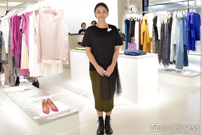 「STUNNING LURE」新宿店で取材を実施(C)モデルプレス