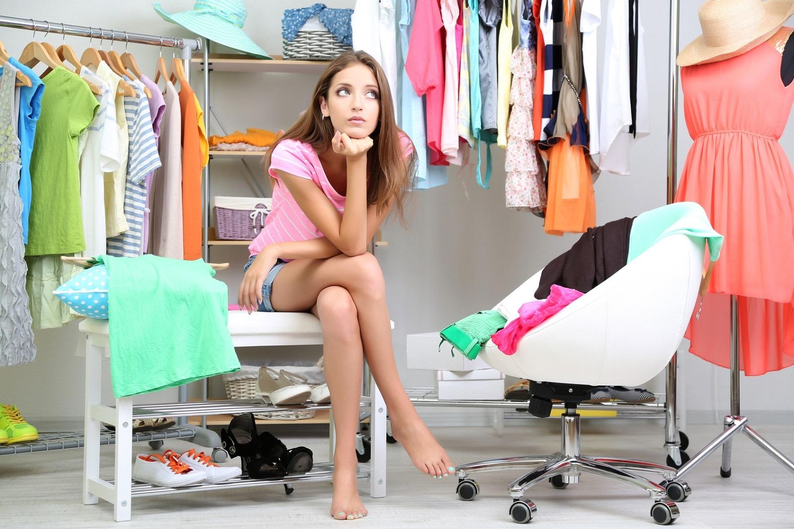 洋服を持ちすぎのアパレル女子は必見!整理整頓の手順とポイント