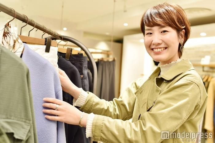 モデルプレスのインタビューに応じた中村朋美さん(C)モデルプレス