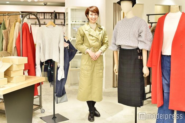 「FRAMeWORK」ルミネ新宿店で取材を実施(C)モデルプレス