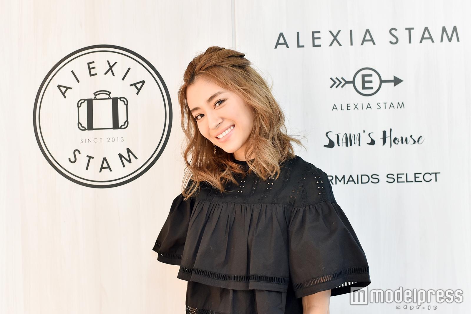 「ALEXIA STAM」デザイナーの山中美智子さん(C)モデルプレス