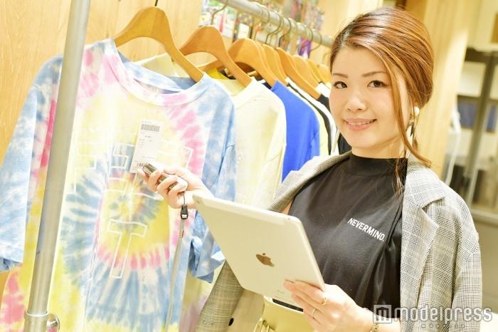 モデルプレスのインタビューに応じた岡田未来さん(C)モデルプレス