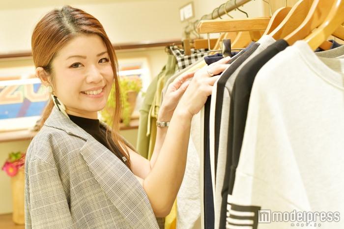 岡田未来さん(C)モデルプレス