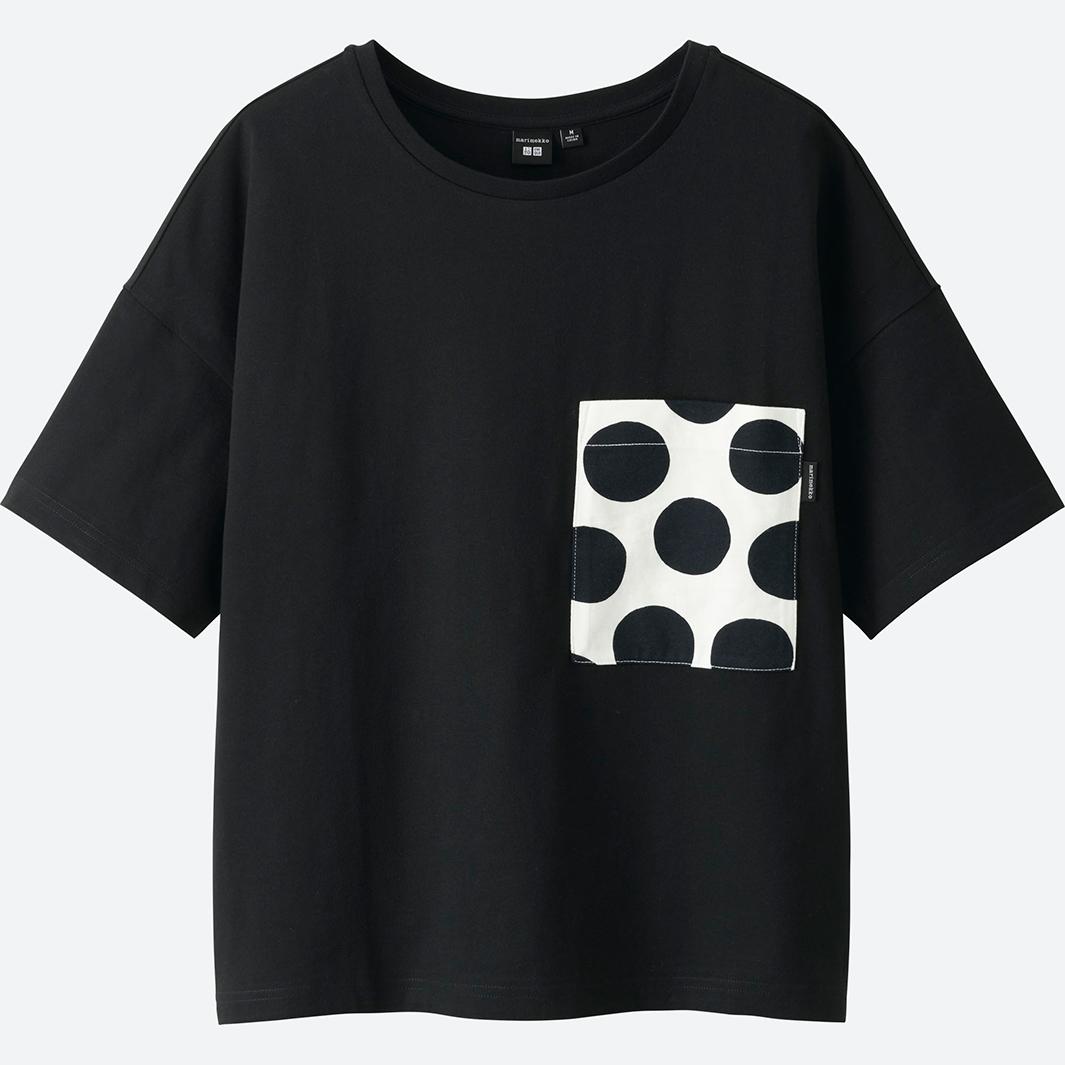 UNIQLO×Marimekko グラフィックT(半袖)(2型10色柄)¥1,500(提供写真)