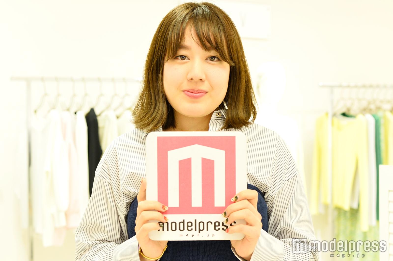 松下夏子さん(C)モデルプレス
