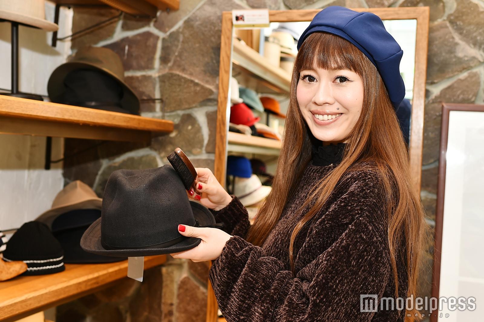 モデルプレスのインタビューに応じた草薙未奈子さん(C)モデルプレス