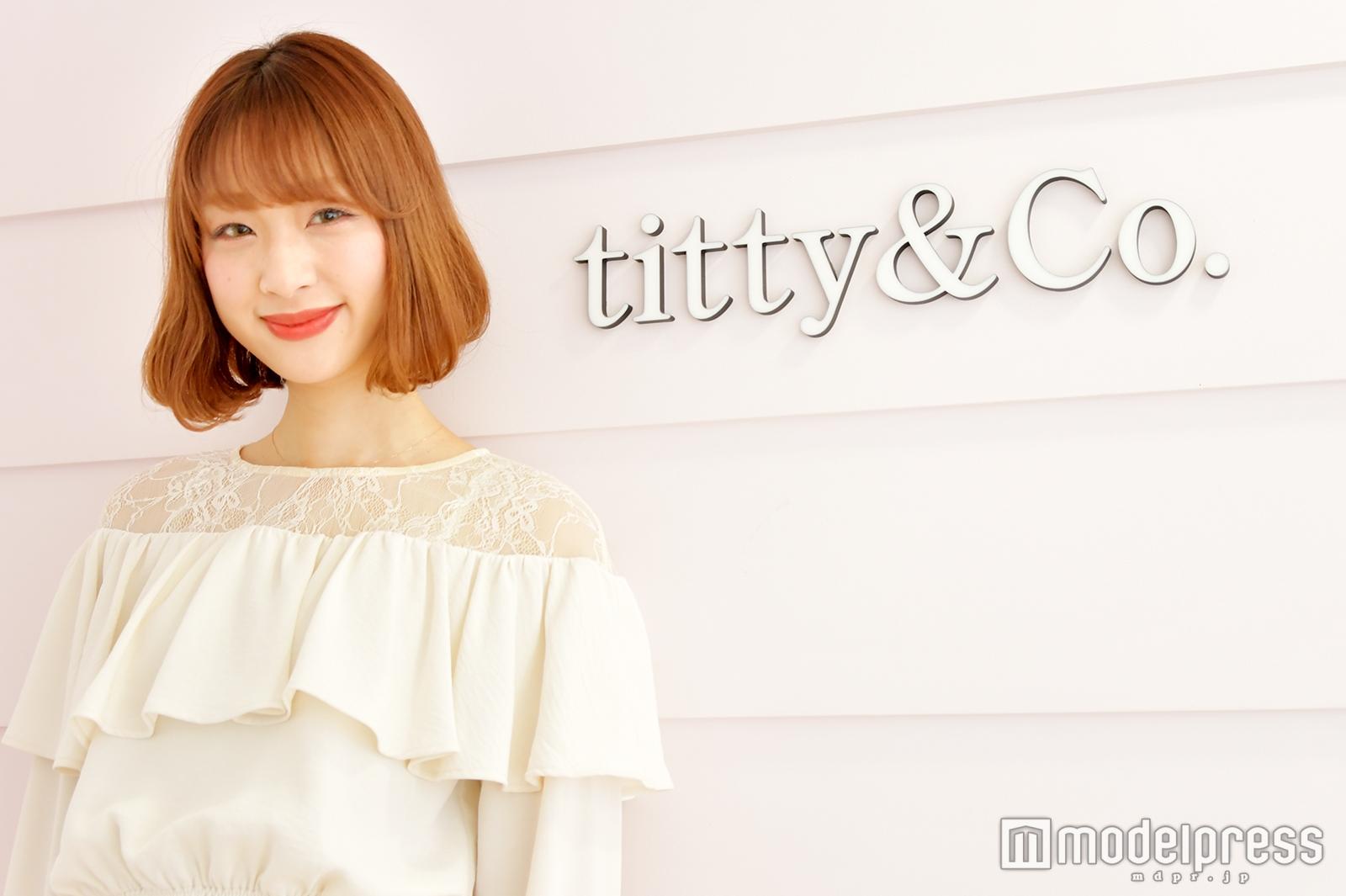 「titty&Co.」店長の岩崎真子さん(C)モデルプレス