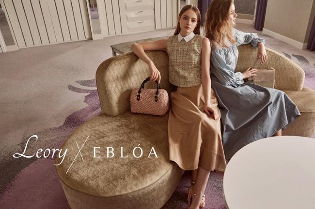 新ブランド「Leory x EBLÓA」誕生(提供写真)