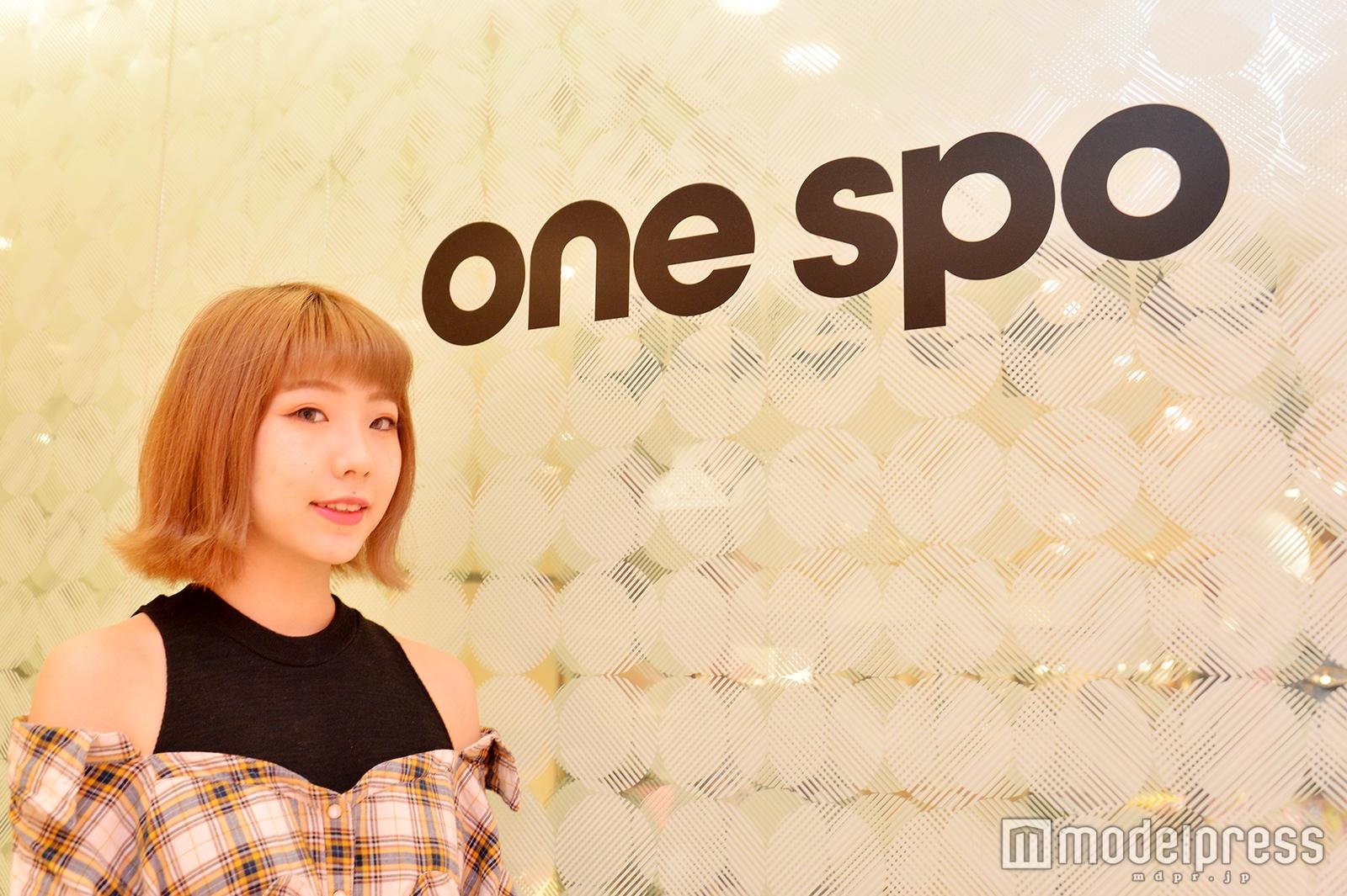 「one spo」SHIBUYA109店店長の北村萌花さん(C)モデルプレス