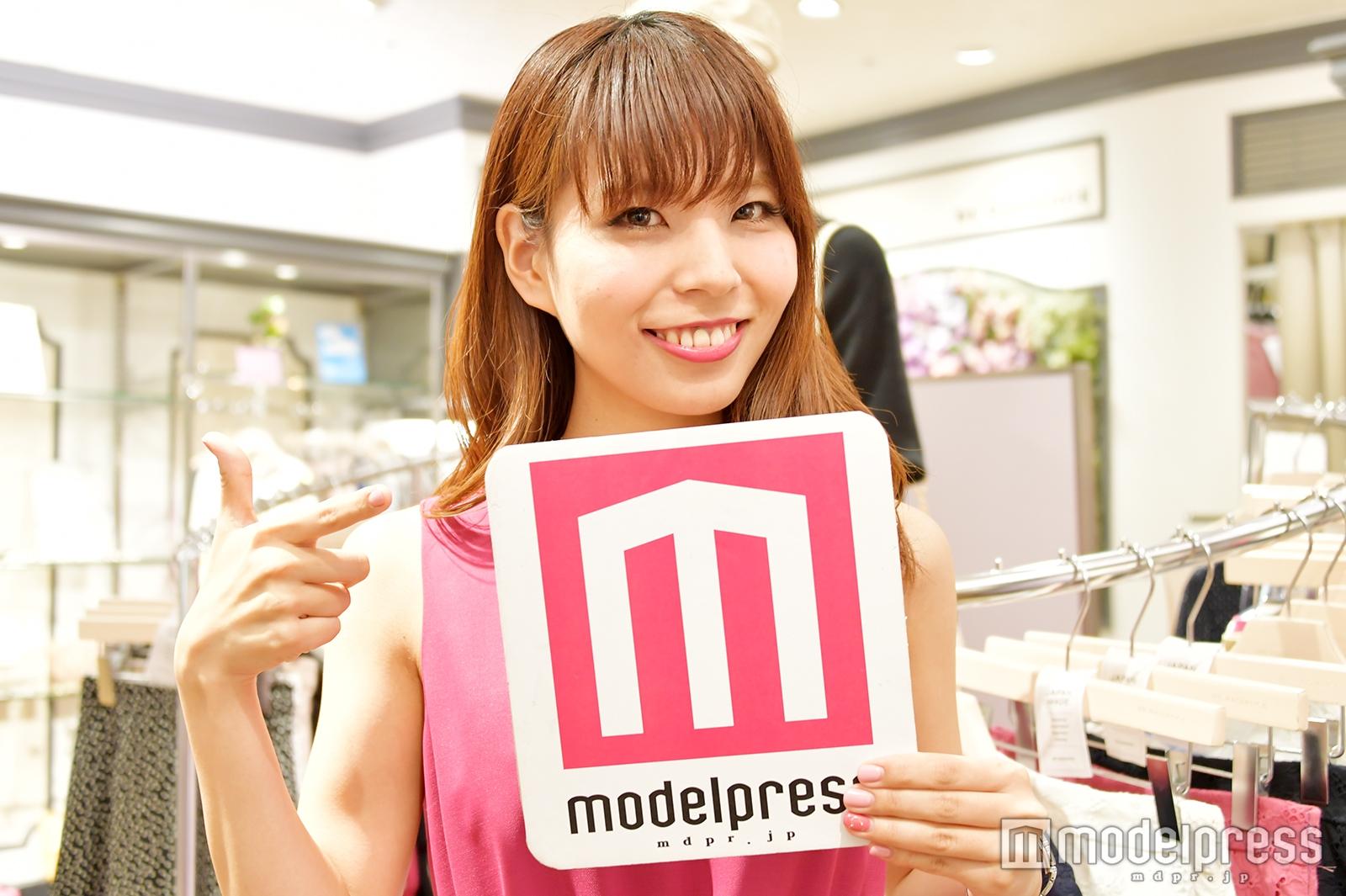 小宅瑳也香さん(C)モデルプレス