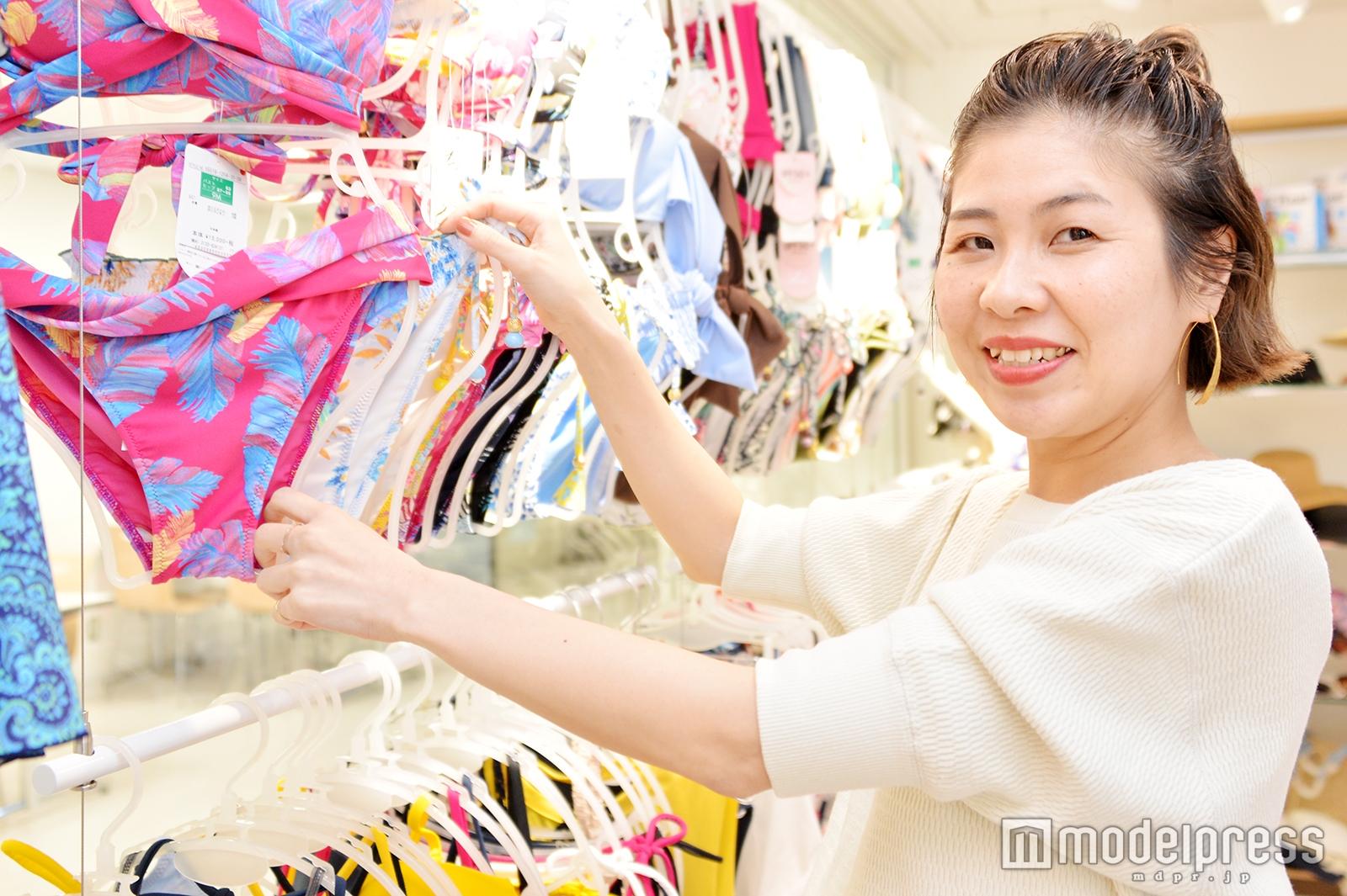 「San-ai Resort」デザイナーの廣重富美子さん(C)モデルプレス