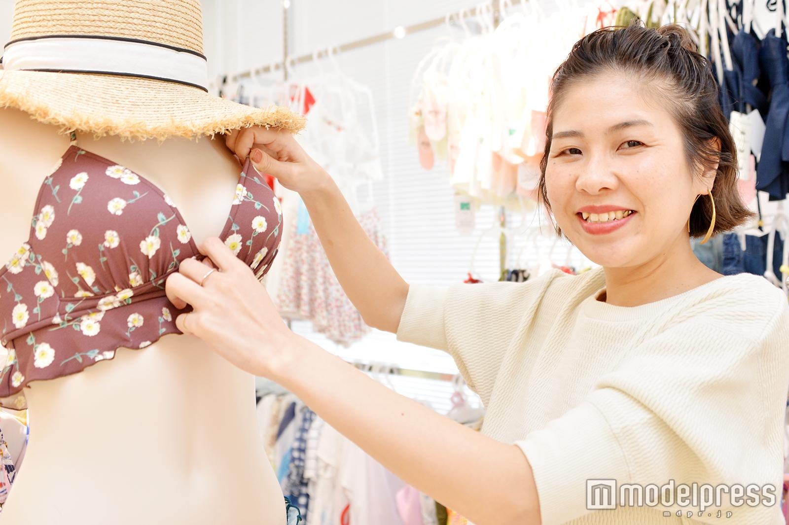 廣重富美子さん(C)モデルプレス