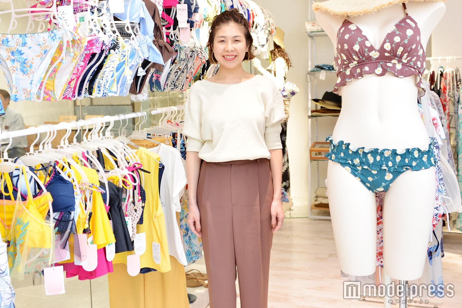 「San-ai Resort」プレスルームで取材を実施(C)モデルプレス