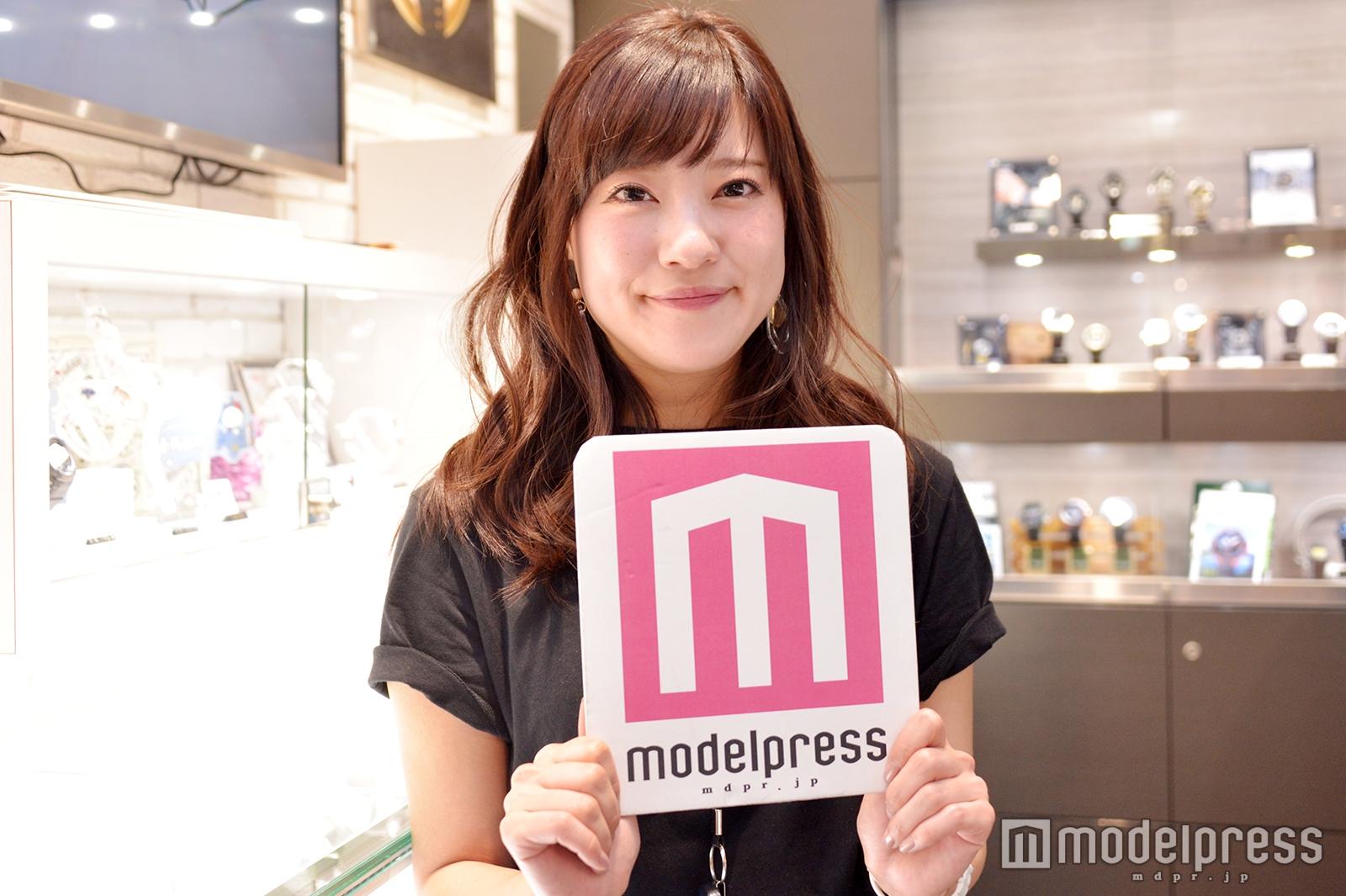 永田亜季子さん(C)モデルプレス