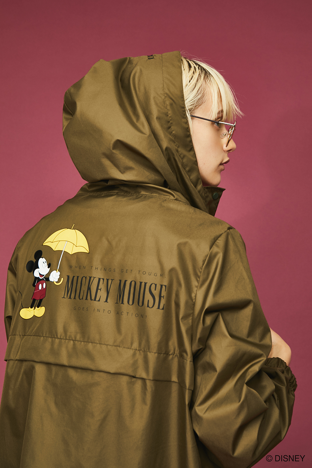「Disney SERIES CREATED by MOUSSY」第2弾(C)Disney