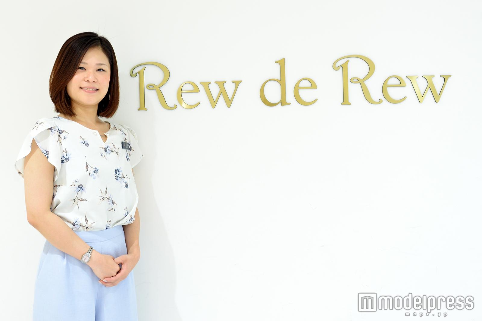 「Rew de Rew」店長の上總優さん(C)モデルプレス