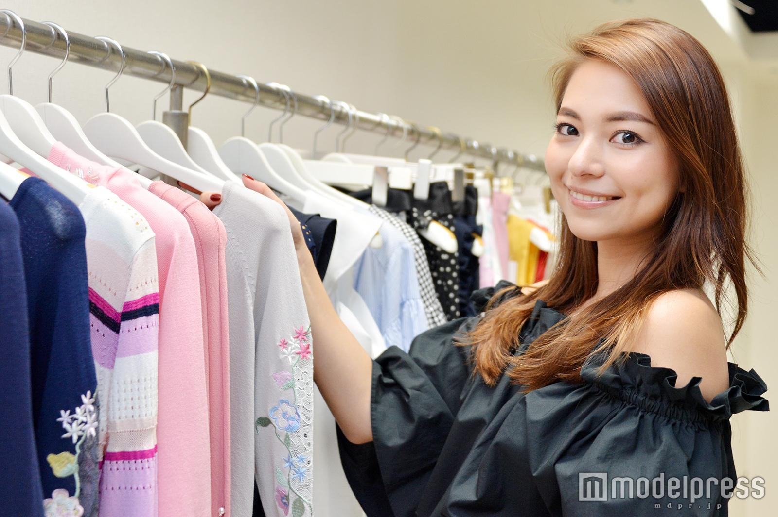 モデルプレスのインタビューに応じた植田恵さん(C)モデルプレス