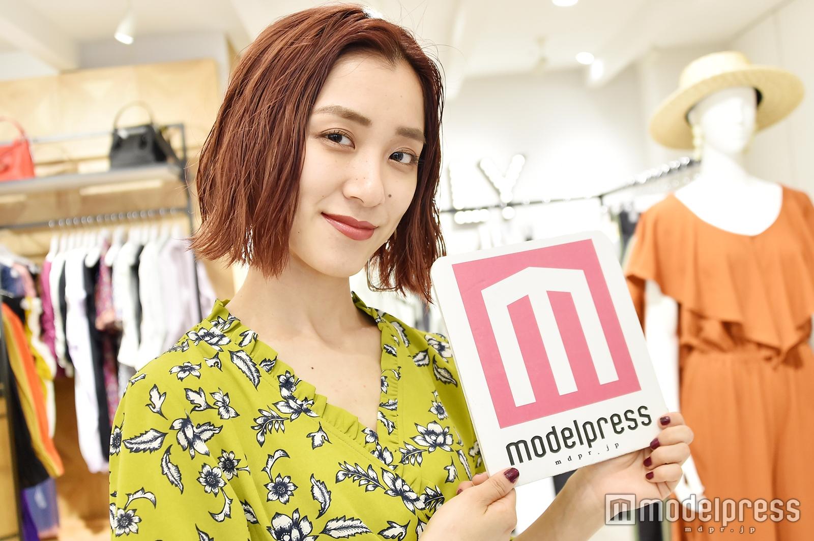 先久舞子さん(C)モデルプレス