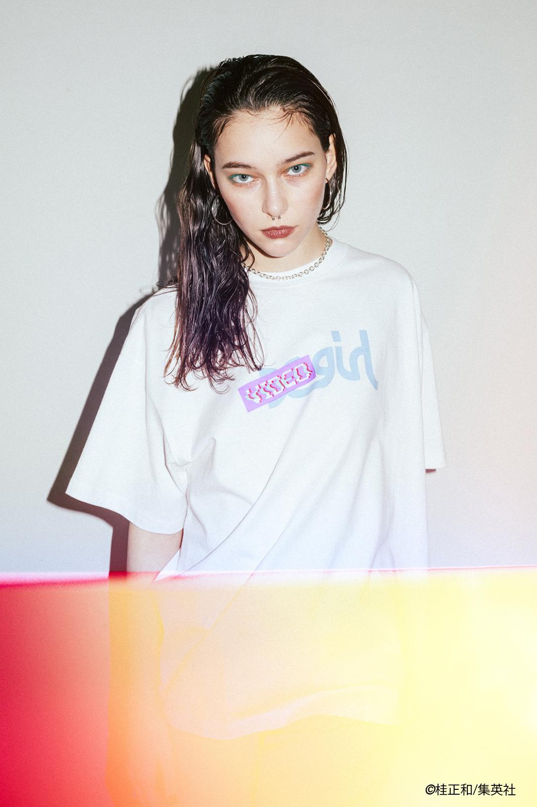 「X-girl」×「電影少女」(提供写真)