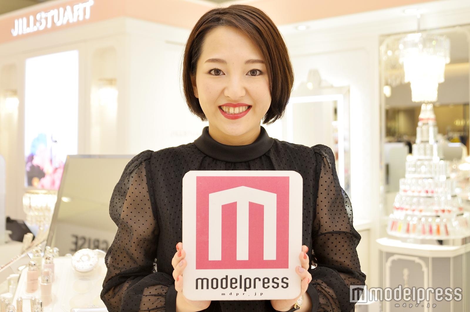 足立悠希子さん(C)モデルプレス