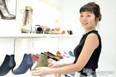 "「POOL SIDE」副店長インタビュー 飲食店から""靴""ブランドに転職した理由…"