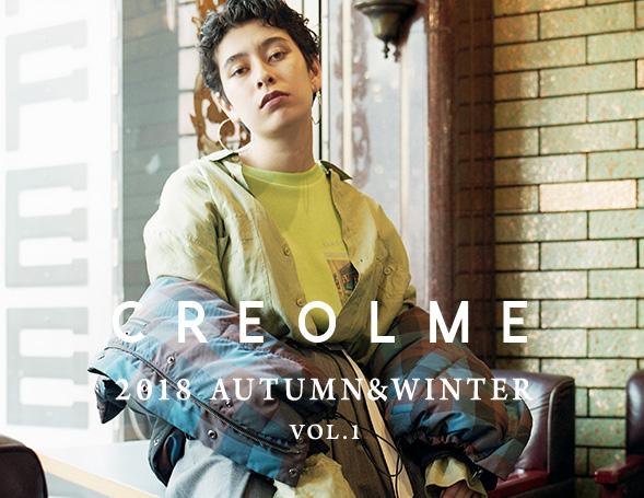 「ROSE BUD」から新ブランド「CREOLME」がデビュー(提供写真)