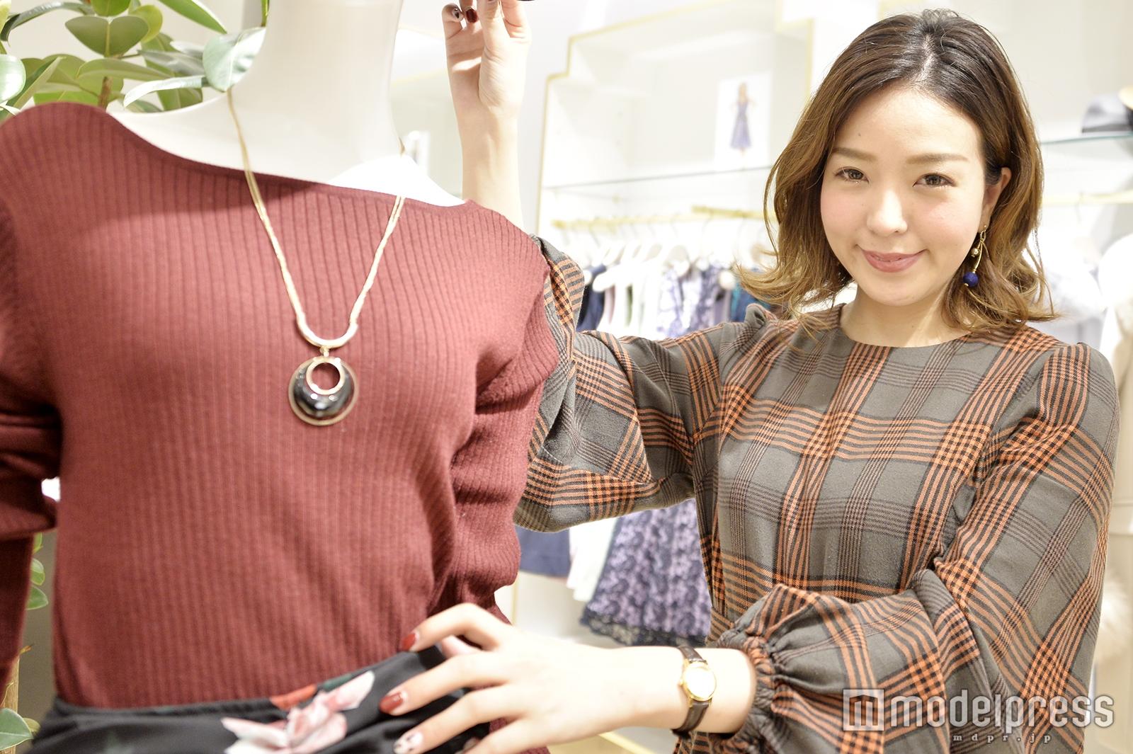 モデルプレスのインタビューに応じた宮城梨乃さん(C)モデルプレス
