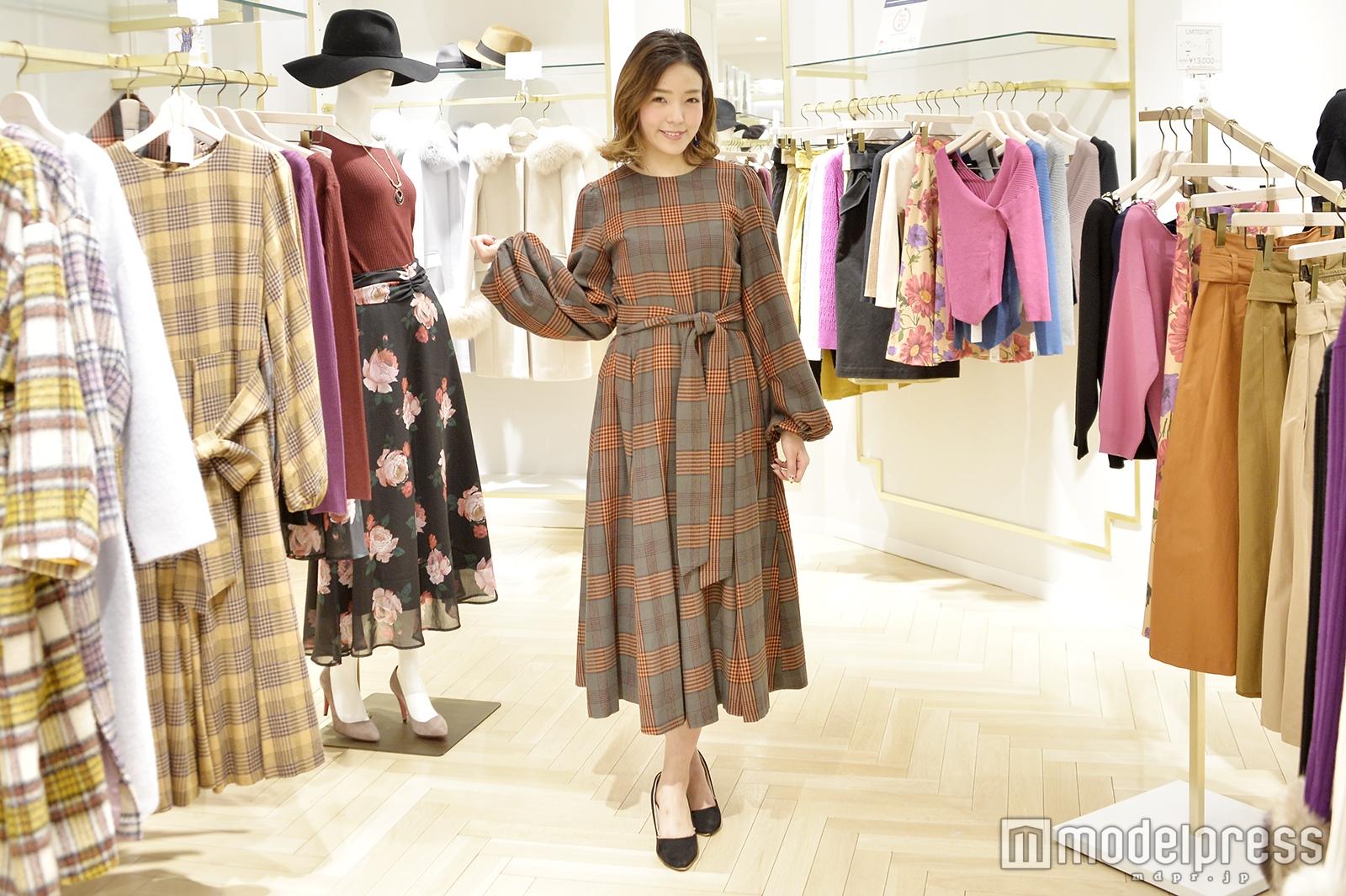 「And Couture」ルミネ有楽町店で取材を実施(C)モデルプレス