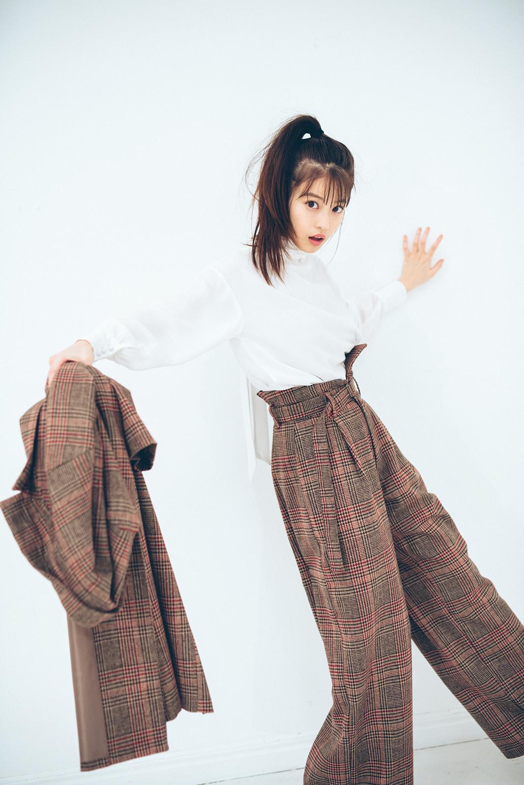 今田美桜×「and R」(提供写真)