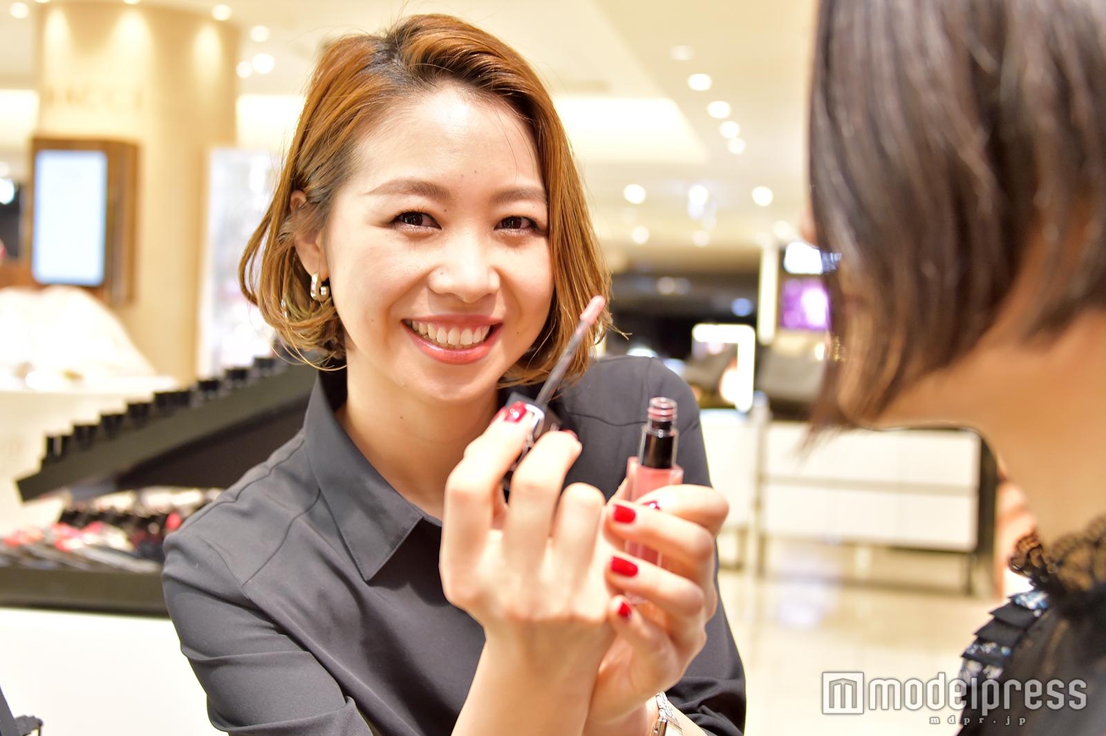 モデルプレスのインタビューに応じた小林彩香さん(C)モデルプレス