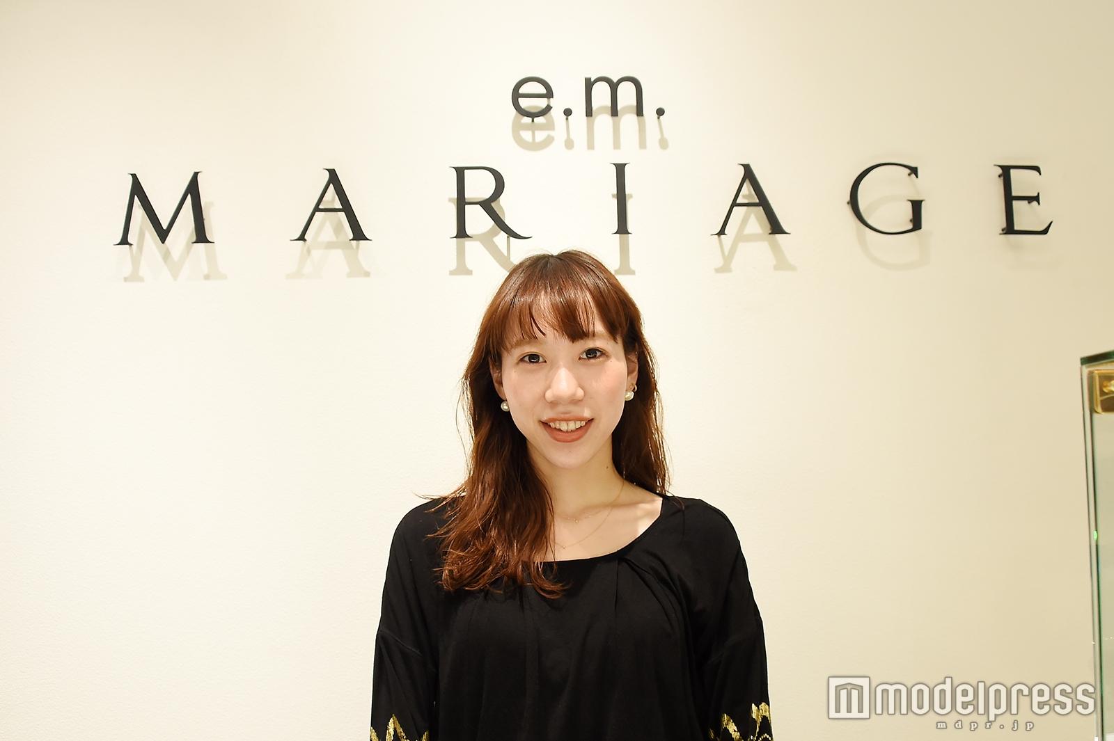「e.m.」店長の石黒未香さん(C)モデルプレス