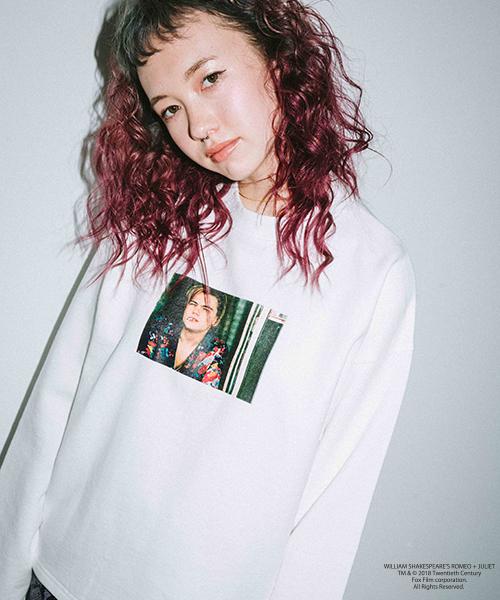 「X-girl」×「ロミオ+ジュリエット」(提供写真)