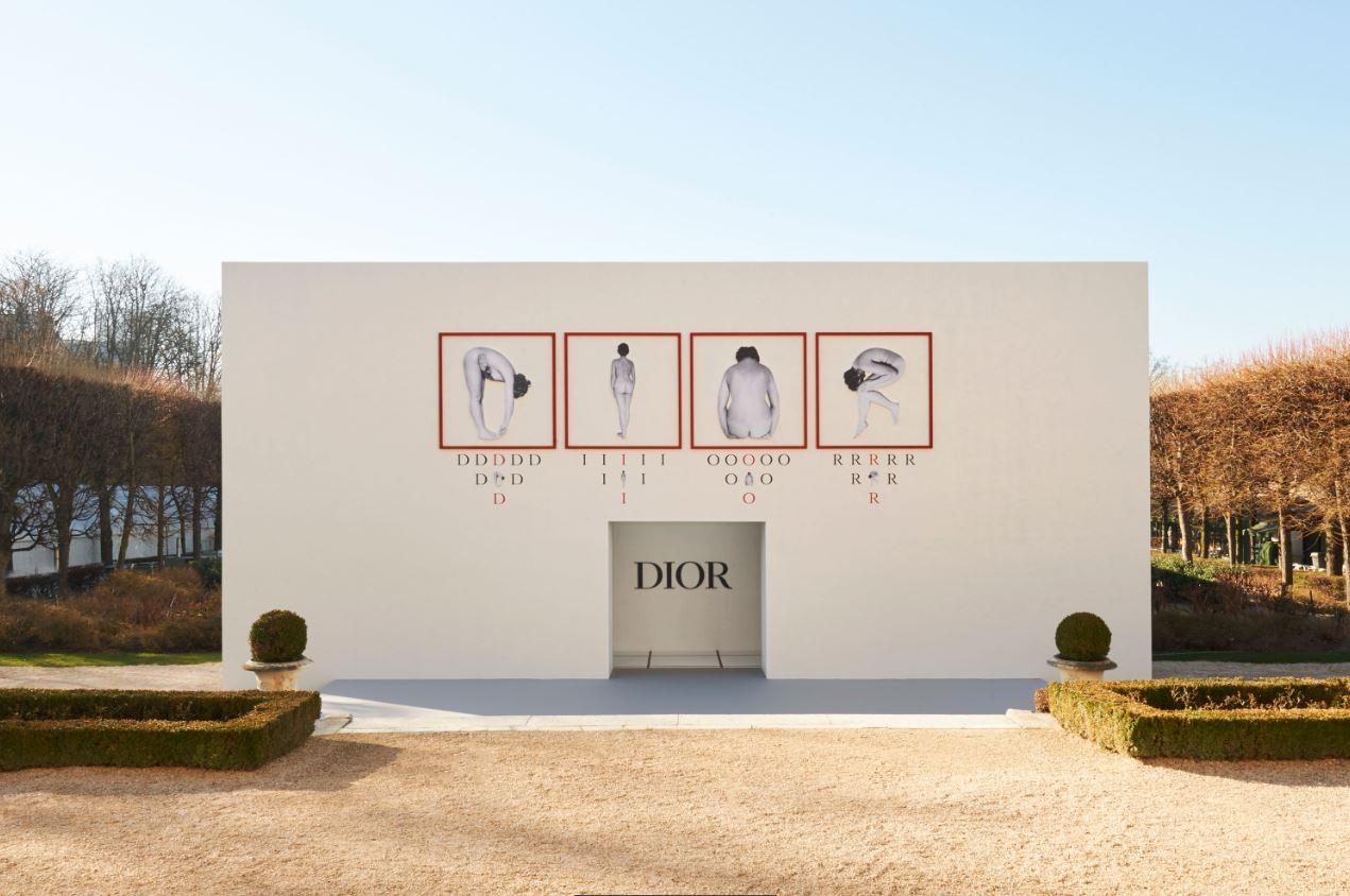 「DIOR」2019-2020秋冬プレタポルテコレクション(提供写真)