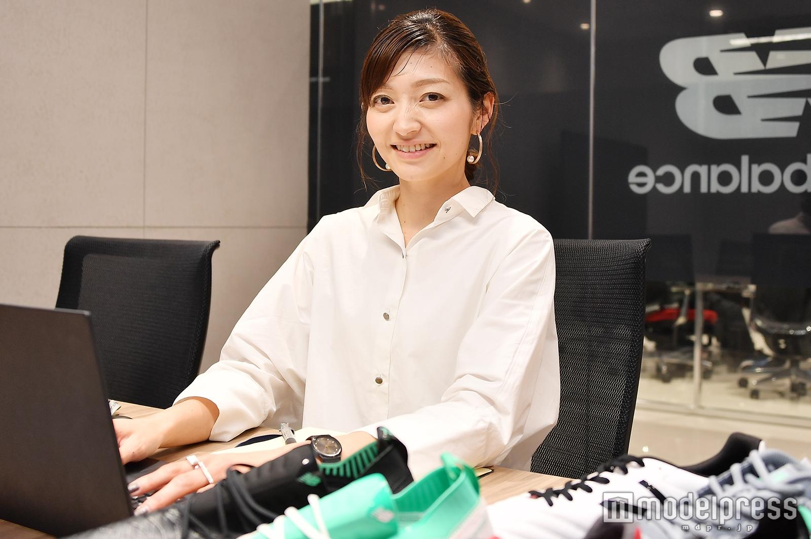 モデルプレスのインタビューに応じた高木莉代さん(C)モデルプレス