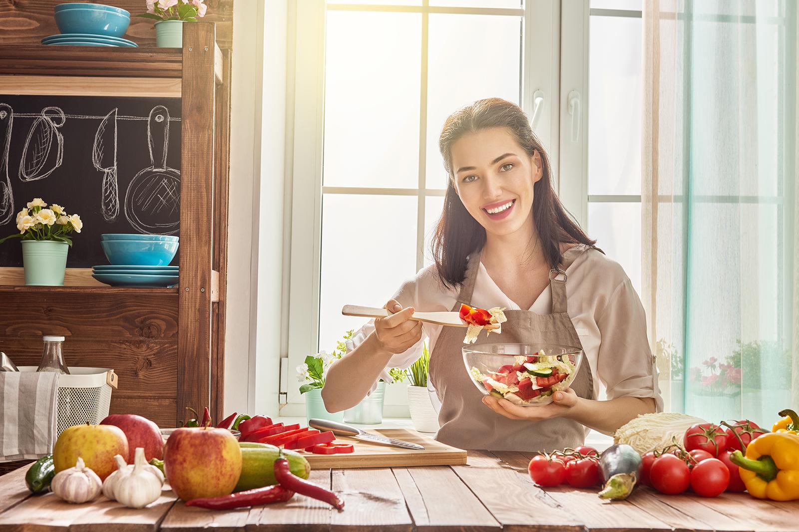 料理上手になるには?アパレル女子の自分磨きに役立つ調理のコツ/photo by Yuganov Konstantin
