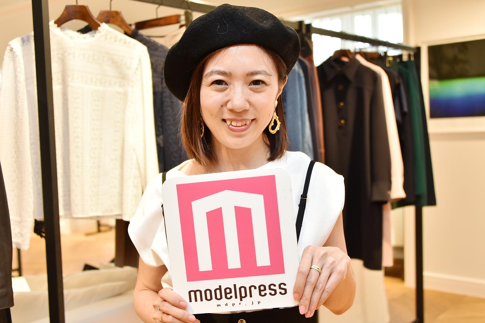 戸松万記さん(C)モデルプレス