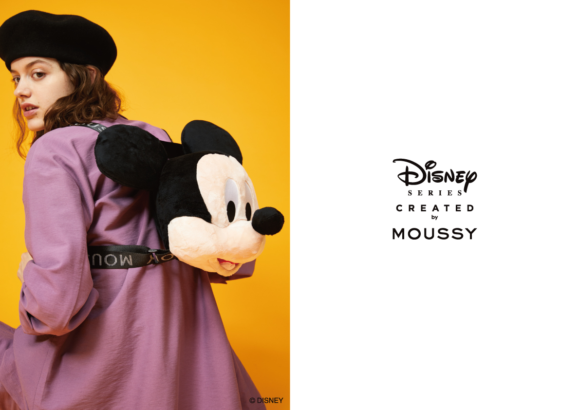 「Disney SERIES CREATED by MOUSSY」(C)Disney