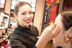「shu uemura」カウンターマネージャー(店長)インタビュー マネジメント…