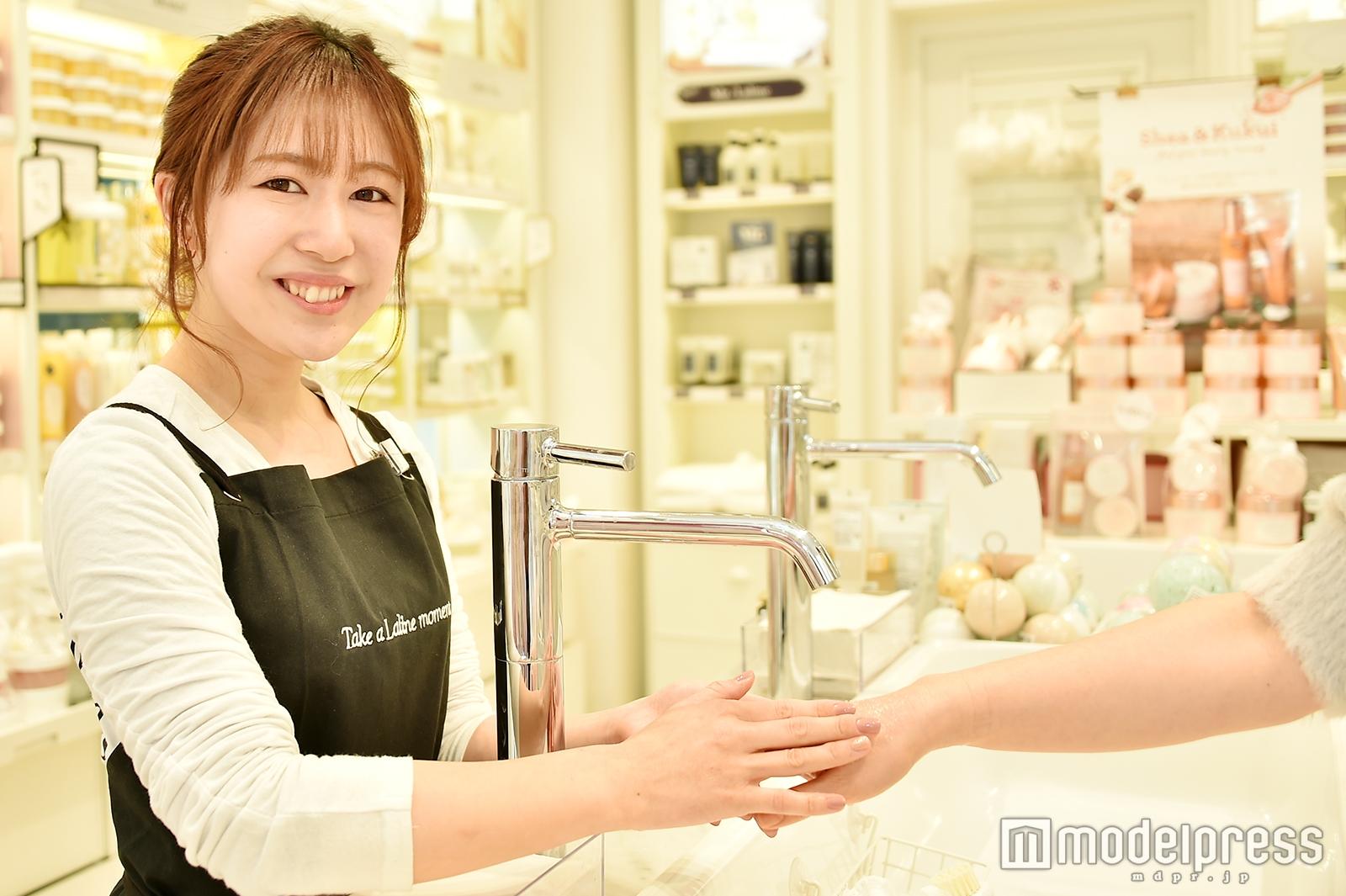 モデルプレスのインタビューに応じた小野瑞季さん(C)モデルプレス