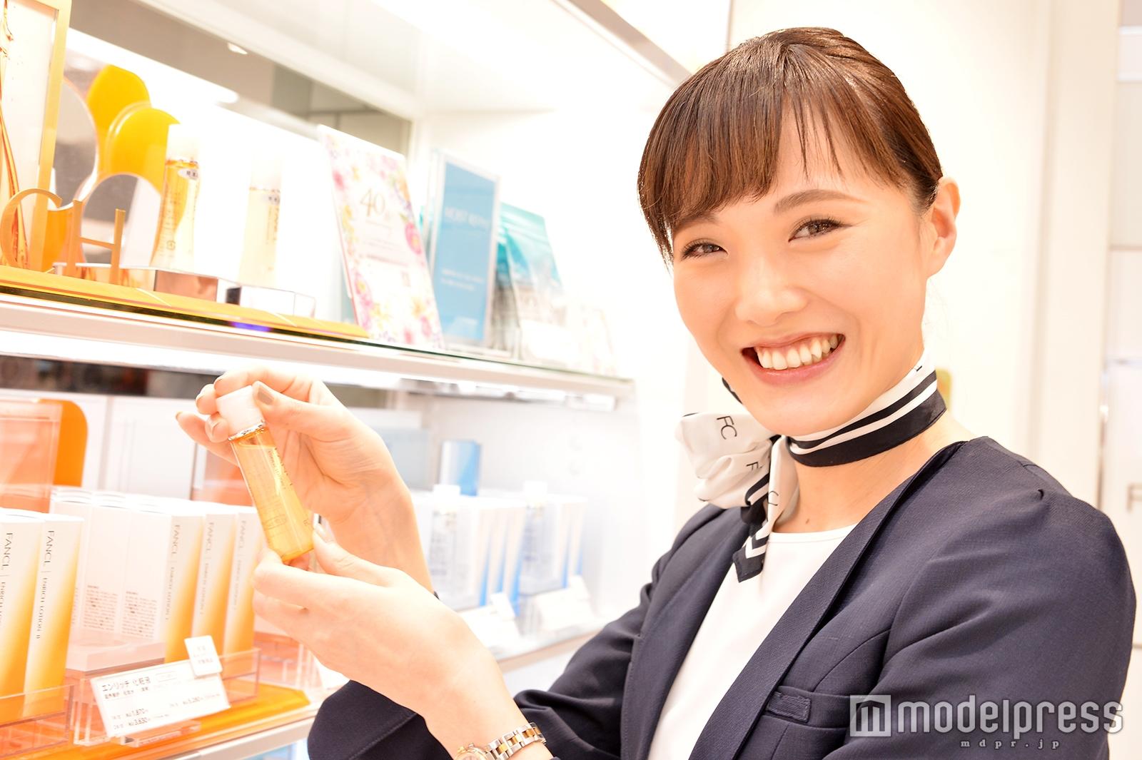 モデルプレスのインタビューに応じた岩本香理さん(C)モデルプレス